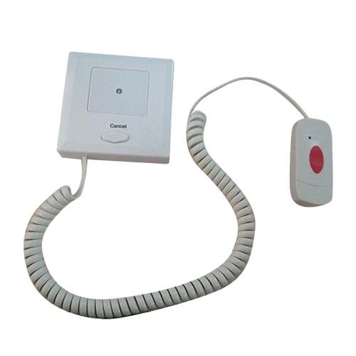 Statie de apelare Y-SC-ANS, wireless, 2 butoane, 200 m imagine spy-shop.ro 2021