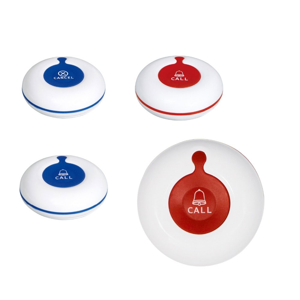 Statie de apelare Y-A1, wireless, 1 buton, IP65 imagine spy-shop.ro 2021