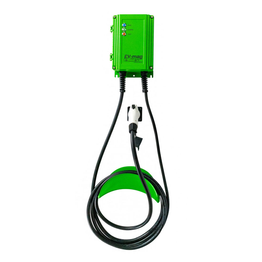 Statie fixa incarcare masini electrice EV-MAG GS103T1GC, 3.6 kW, type 1, monofazat imagine spy-shop.ro 2021