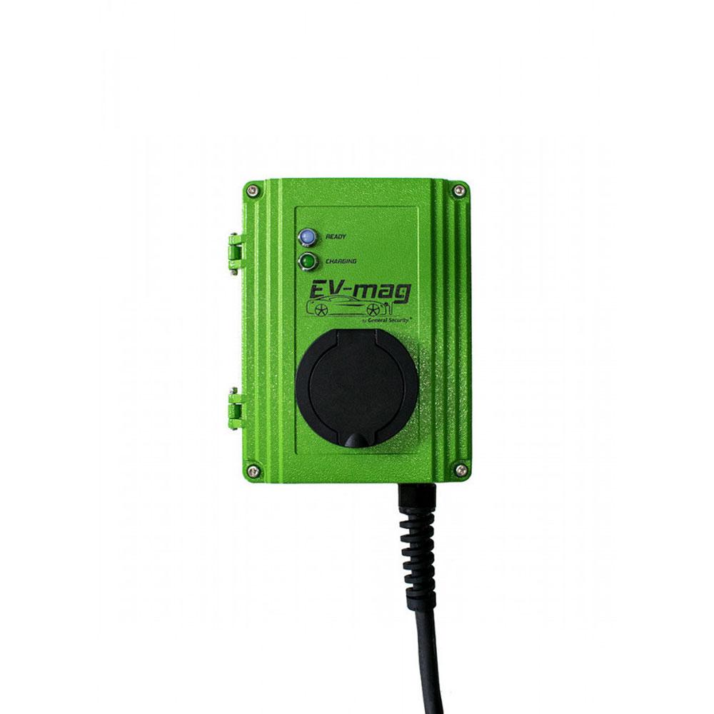 Statie fixa incarcare masini electrice EV-MAG GS103T2GO-N, 3.6 kW, type 2, monofazat imagine spy-shop.ro 2021