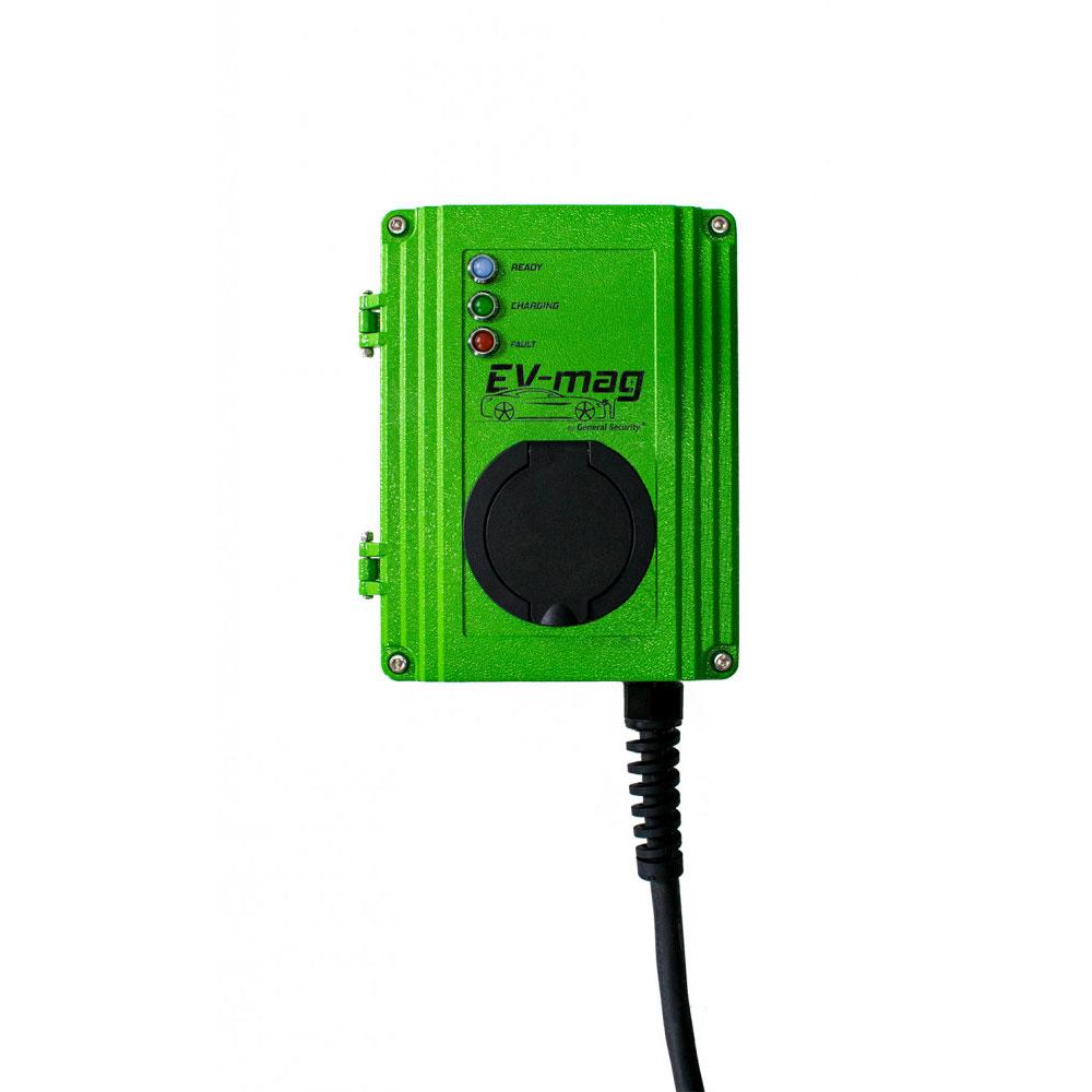 Statie fixa incarcare masini electrice EV-MAG GS103T2GO, 3.6 kW, type 2, monofazat imagine spy-shop.ro 2021