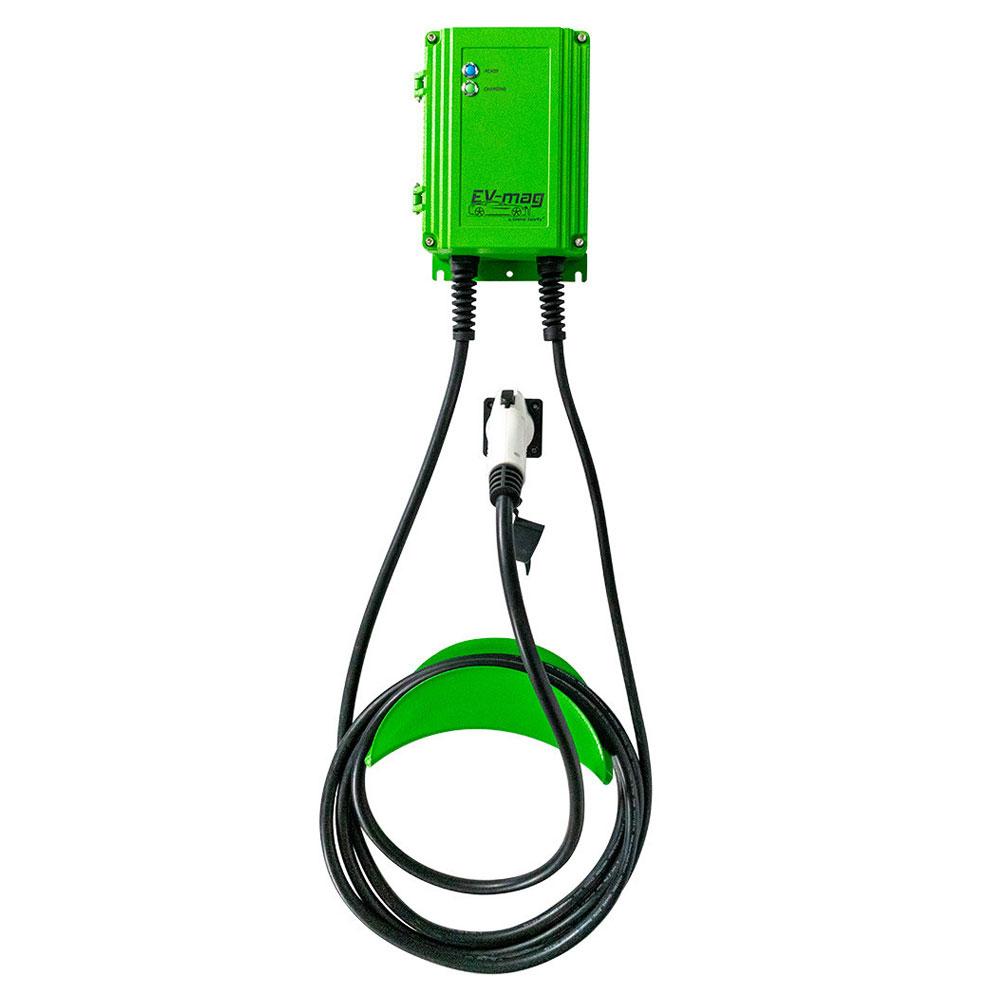Statie fixa incarcare masini electrice EV-MAG GS107T1GC-N, 7 kW, type 1, monofazat imagine spy-shop.ro 2021