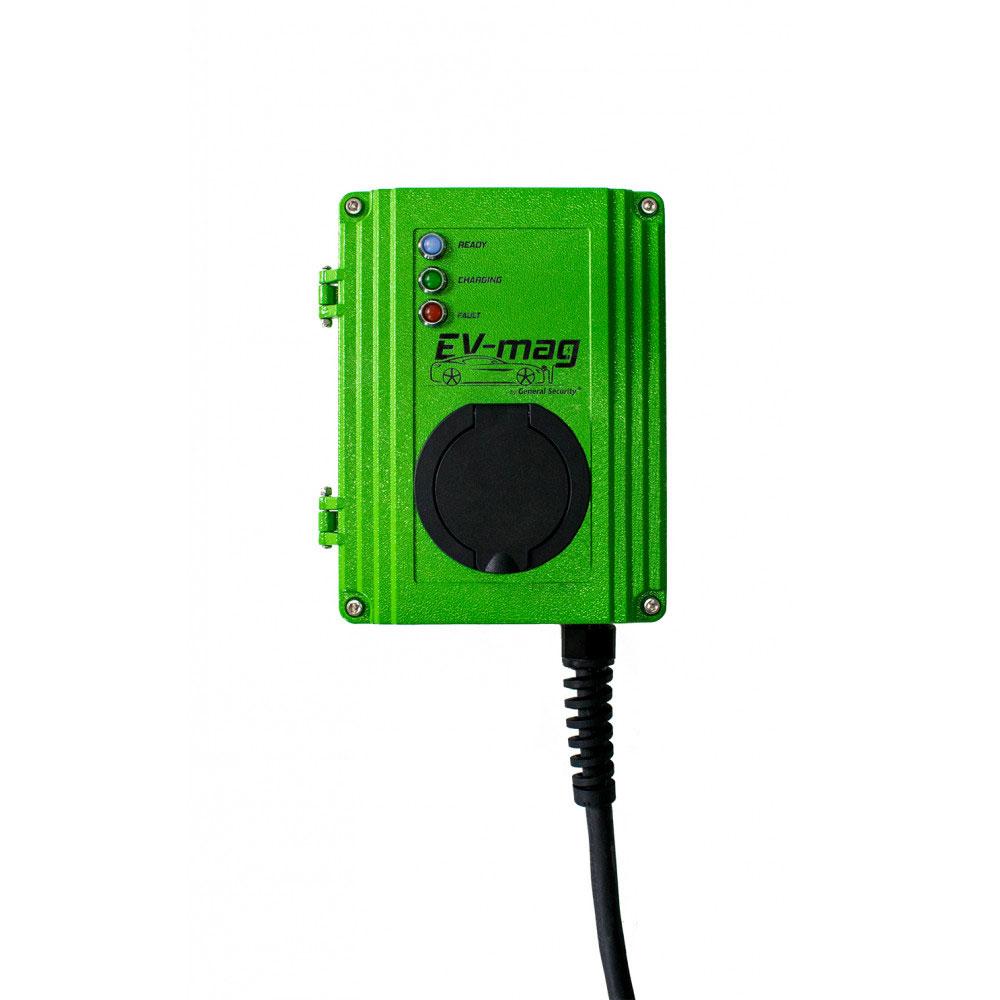 Statie fixa incarcare masini electrice EV-MAG GS311T2GO, 11 kW, type 2, trifazat imagine spy-shop.ro 2021