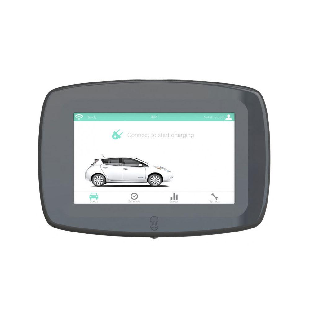 Statie incarcare masini electrice WiFi EV-MAG WALLBOX COMMANDER, cod PIN/RFID/NFC, ecran 7 inch, 22 kW, Type 2, trifazat