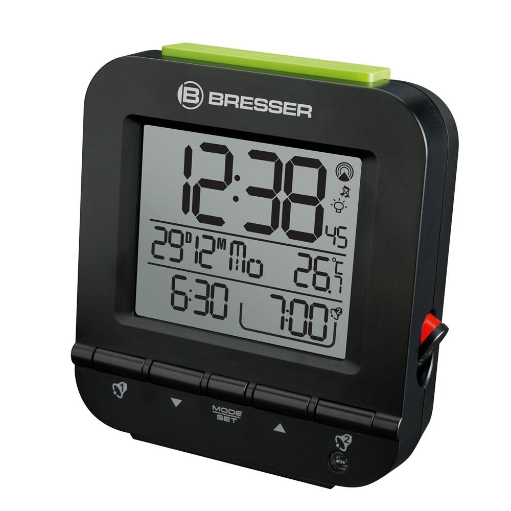Statie meteo Bresser MyTime 8010060CM3000, termometru, alarma