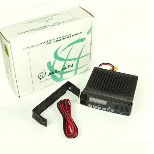 Statie radio fara microfon Midland Alan HM435 G935, 65 MHz, 32 canale programabile imagine spy-shop.ro 2021