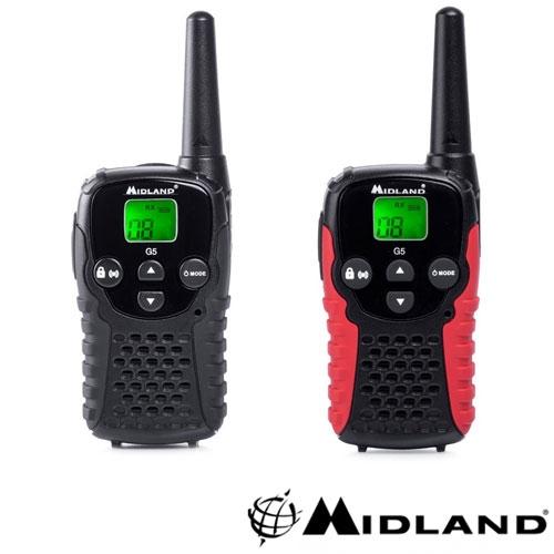 STATIE RADIO PRM PORNTABILA MIDLAND G5C