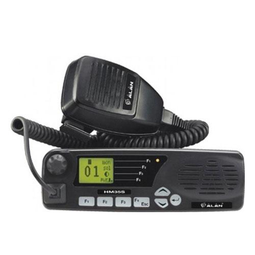 Statie radio pentru Taxi Midland Alan HM135S G1022, 174 MHz, 38 MHz, 32 canale imagine spy-shop.ro 2021