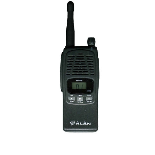 Statie radio PMR Midland Alan HP446 Extra G815.07, 446 MHz, 8 canale PMR + 91 preprogramate imagine spy-shop.ro 2021