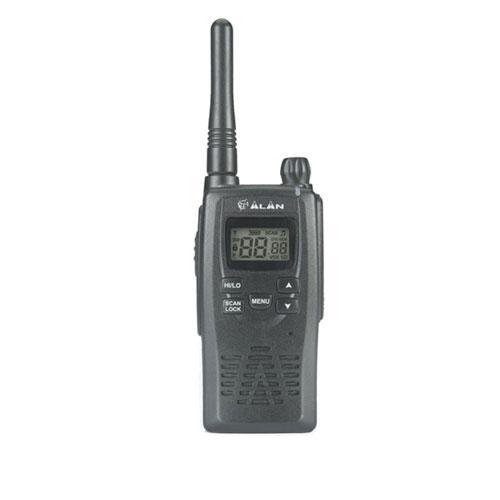 Statie radio PMR Midland Alan HP450 G1093.05, 446 MHz, 8 canale PMR + 91 preprogramate imagine spy-shop.ro 2021