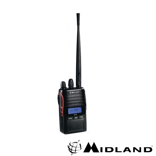 STATIE RADIO PMR MIDLAND G14 imagine spy-shop.ro 2021