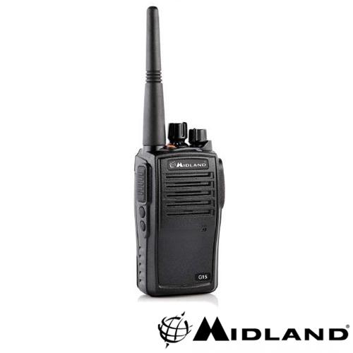 STATIE RADIO PMR MIDLAND G15