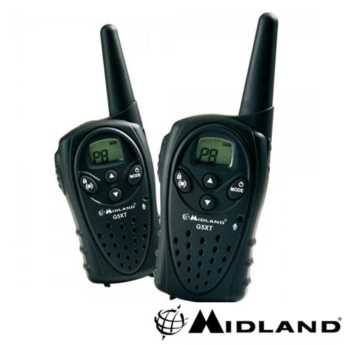 STATIE RADIO PMR MIDLAND G5 XT