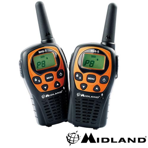 STATIE RADIO PMR MIDLAND M48-S