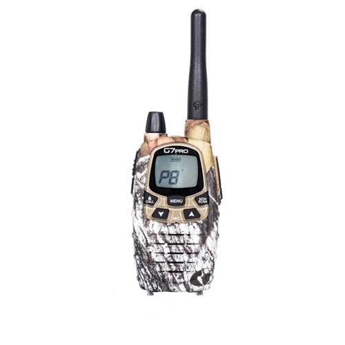 Statie radio PMR/LPD portabila Midland G7 PRO Single mimetic 2017 C1090.09, 8 canale, 446 MHz imagine spy-shop.ro 2021