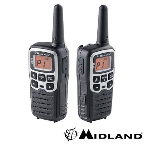 STATIE RADIO PMR PORTABILA MIDLAND XT50