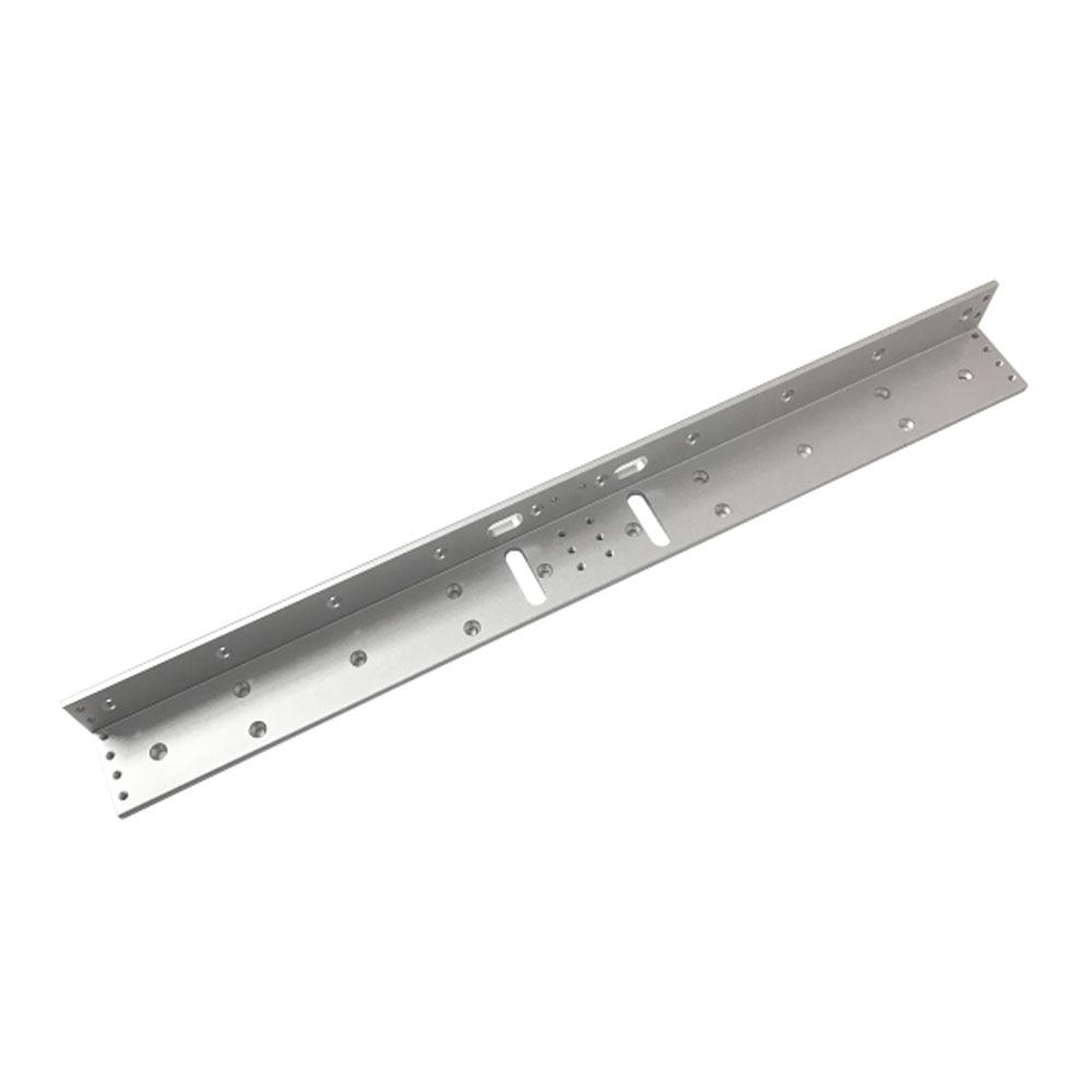 Suport L pentru fixare electromagnet dublu MBK-280NDL, aparent, aliaj de aluminiu imagine spy-shop.ro 2021