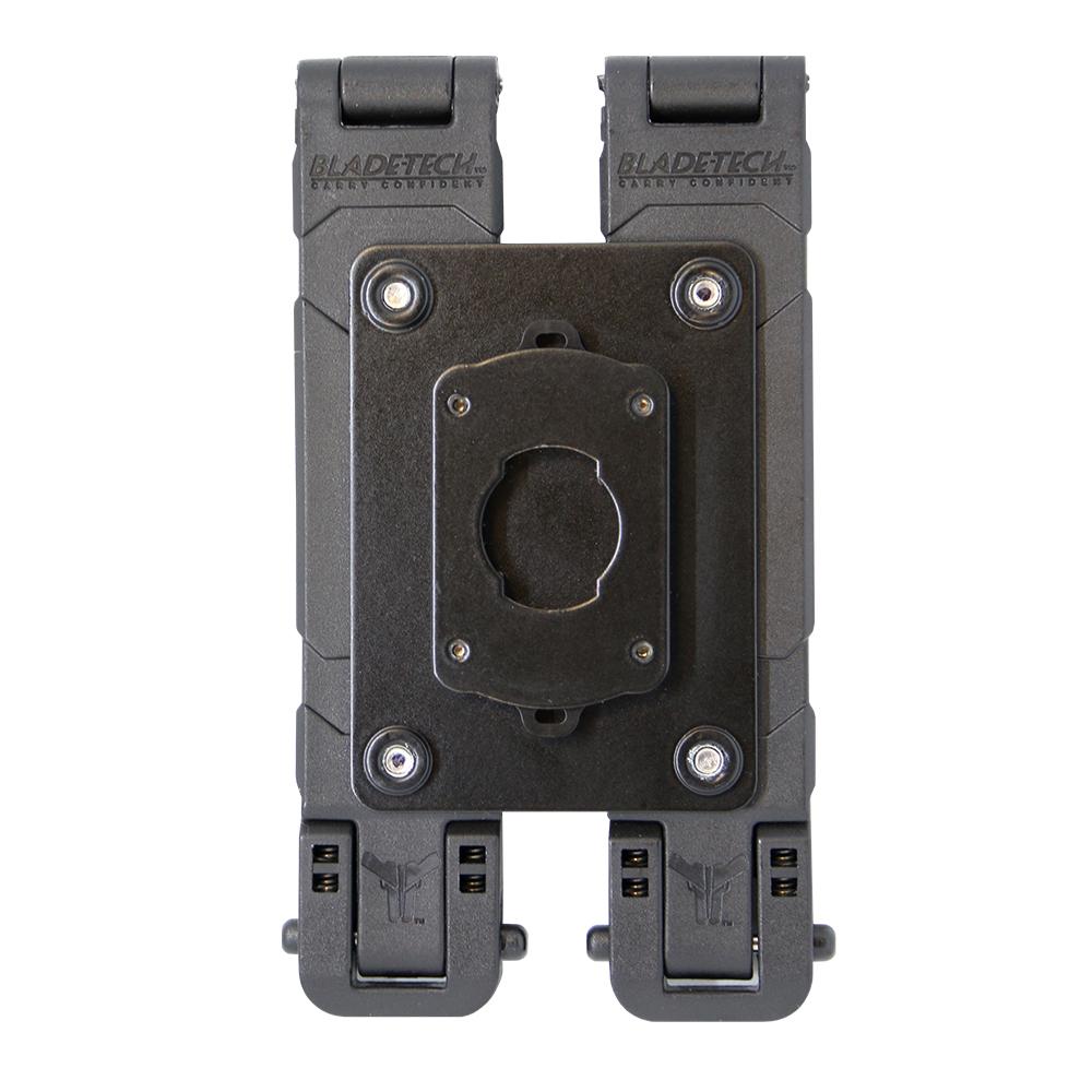 Suport prindere body camera close-fit dublu molle VB-400-VF-MOL2