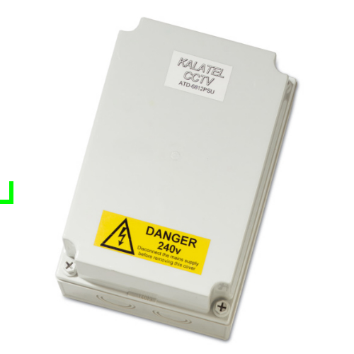 Sursa de alimentare 24V SI 4A UTC Fire & Security ATD-6814-PSU imagine spy-shop.ro 2021