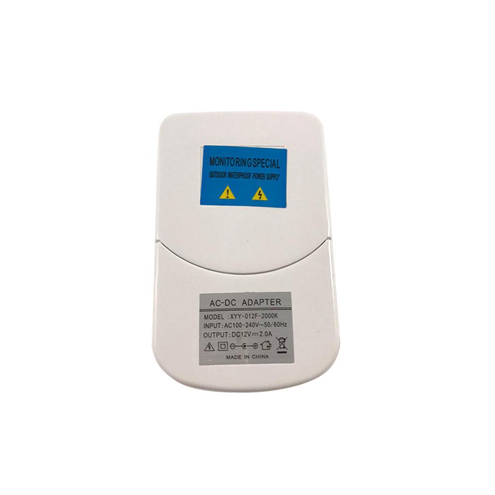 Sursa de alimentare camera video Acvil PA1W, 100-240VAC, 12VDC/2A, rezistenta la apa imagine spy-shop.ro 2021