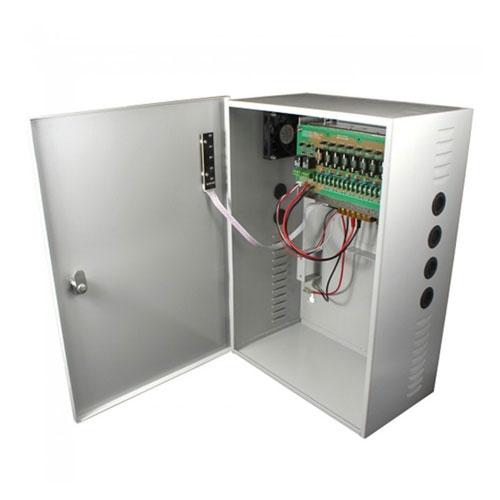 Sursa de alimentare in comutatie GNV GNV-1220-08CBR, 16 canale, backup, 20 A