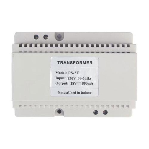 Sursa de alimentare liniara Genway PS-5E, 18 V, 800 mA imagine spy-shop.ro 2021