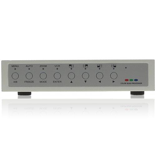 Switch quad color cu 4 canale SS-Q4 imagine spy-shop.ro 2021