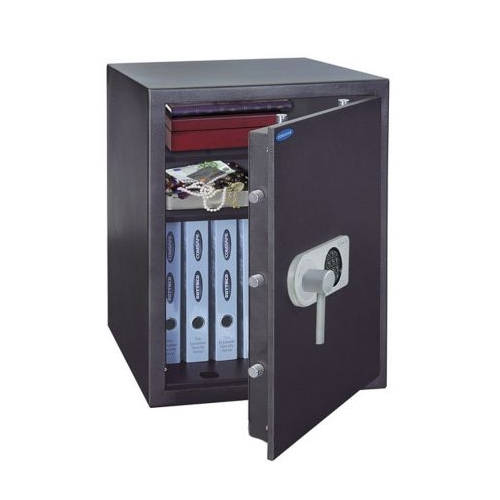 Seif antiefractie ROTTNER TOSCANA65 T04685, cifru electronic, 82 Kg imagine spy-shop.ro 2021