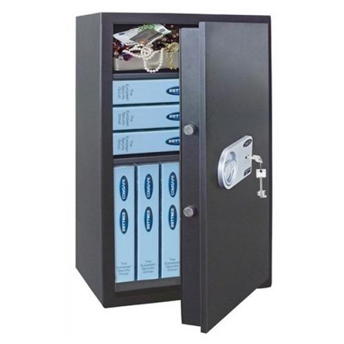 Seif antiefractie ROTTNER TOSCANA85 T04686, cheie, 104 Kg imagine spy-shop.ro 2021