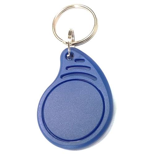 Tag de proximitate Genway TAG.09M, tip breloc, albastru