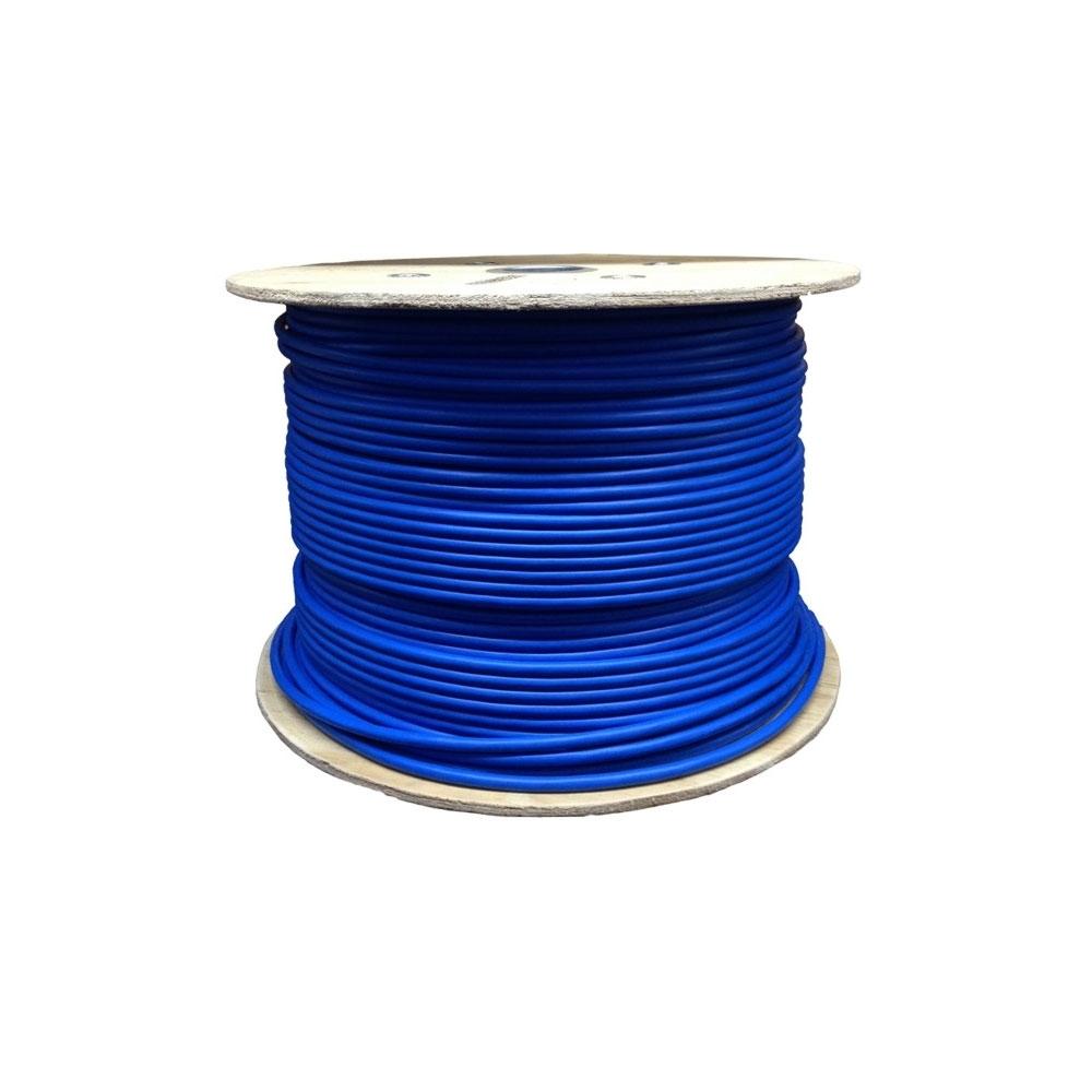 Tambur cablu FTP SCHRACK FTPCAT6CU, 500 m, 7.2 mm, cupru