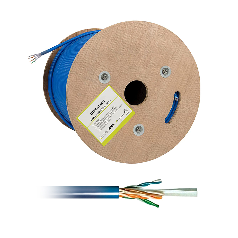 Tambur cablu UTP SHRACK UTPCAT6CU, 500 m, 5.7 mm, cupru imagine spy-shop.ro 2021