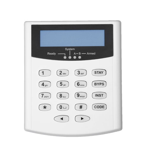 Tastatura LCD Cerber KP-16LCDL-B imagine spy-shop.ro 2021