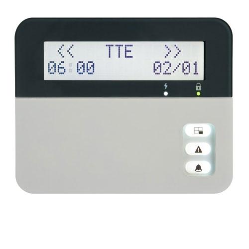 TASTATURA LCD CU CITITOR TELETEK ECLIPSE LCD32 PR