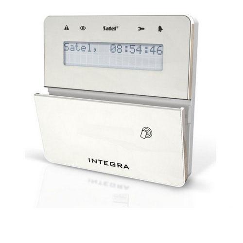 TASTATURA LCD SATEL INT-KLFR-SSW