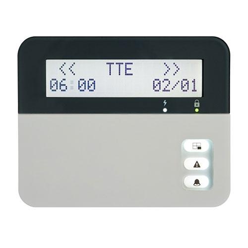 TASTATURA LCD TELETEK ECLIPSE LCD32 imagine spy-shop.ro 2021