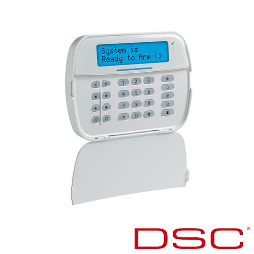 TASTATURA LCD WIRELESS DSC NEO HS2LCDWRF