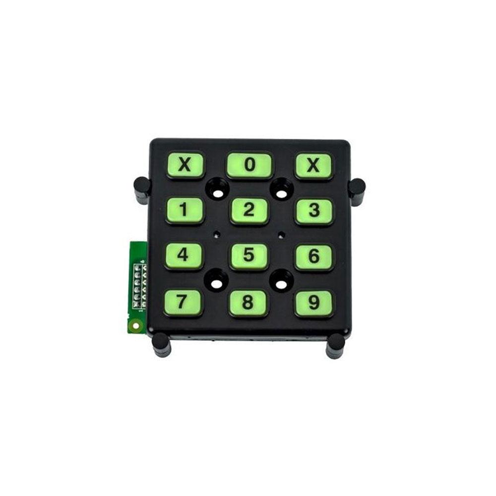 Tastatura interfon pentru Electra PES.A255 imagine spy-shop.ro 2021