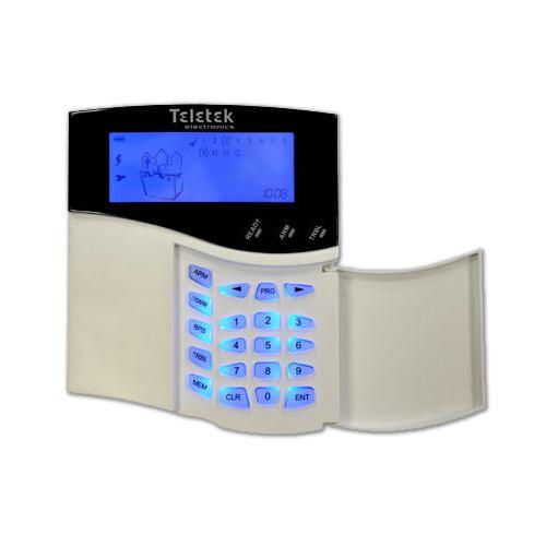 TASTATURA TELETEK LCD 64
