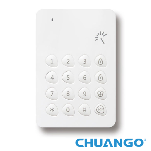 TASTATURA WIRELESS RFID CHUANGO KP-700