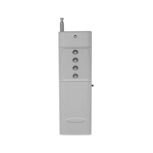 Telecomanda radio cu 4 butoane GNV YET 3000-4, 4 canale, 433 MHz, 400 m imagine spy-shop.ro 2021