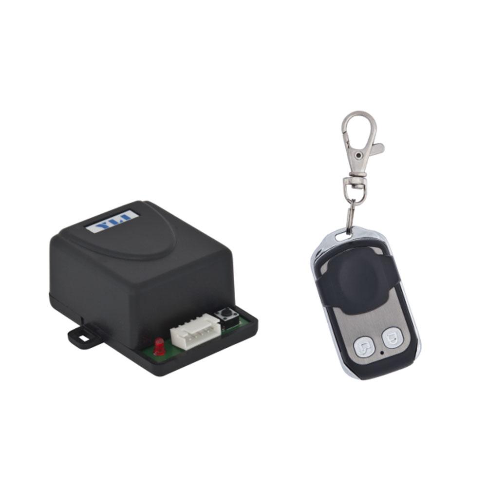 Set radiocomanda cu cod fix WBK-400-1-12, 1 releu, 60 m, 30 utilizatori imagine spy-shop.ro 2021