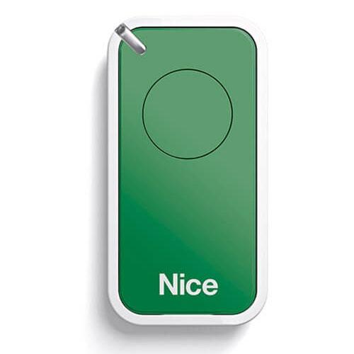 Telecomanda Nice INTI1G, 1 canal, 433.92 MHz, verde imagine