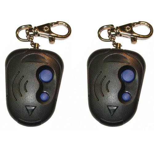 Telecomanda wireless cu 2 butoane GSN ACS-TR, 2 canale imagine spy-shop.ro 2021