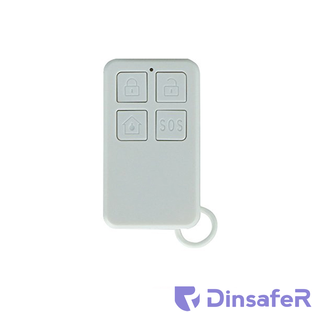 TELECOMANDA WIRELESS CU 4 BUTOANE DINSAFER DYK01O