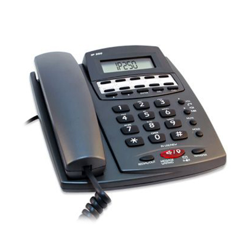 TELEFON IP PENTRU STATIA DE APELARE INTERCALL IP250