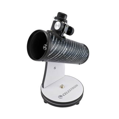 Telescop reflector Celestron FirstScope 76 21024 imagine spy-shop.ro 2021