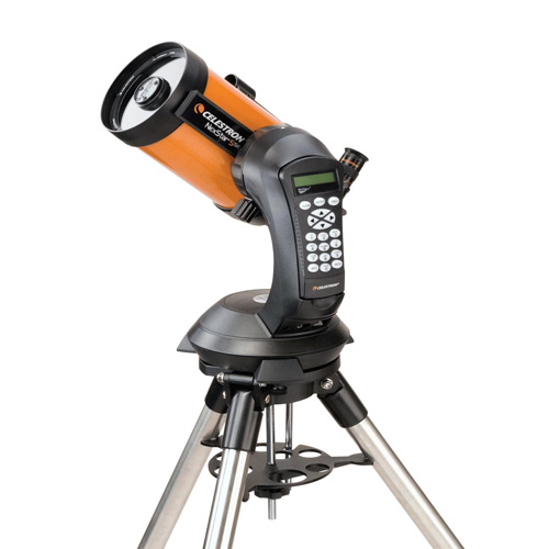 Telescop Schmidt-Cassegrain Celestron NexStar 5 SE GOTO