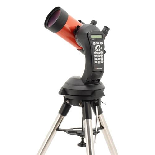 Telescop Maksutov-Cassegrain Celestron NexStar 4 SE GOTO