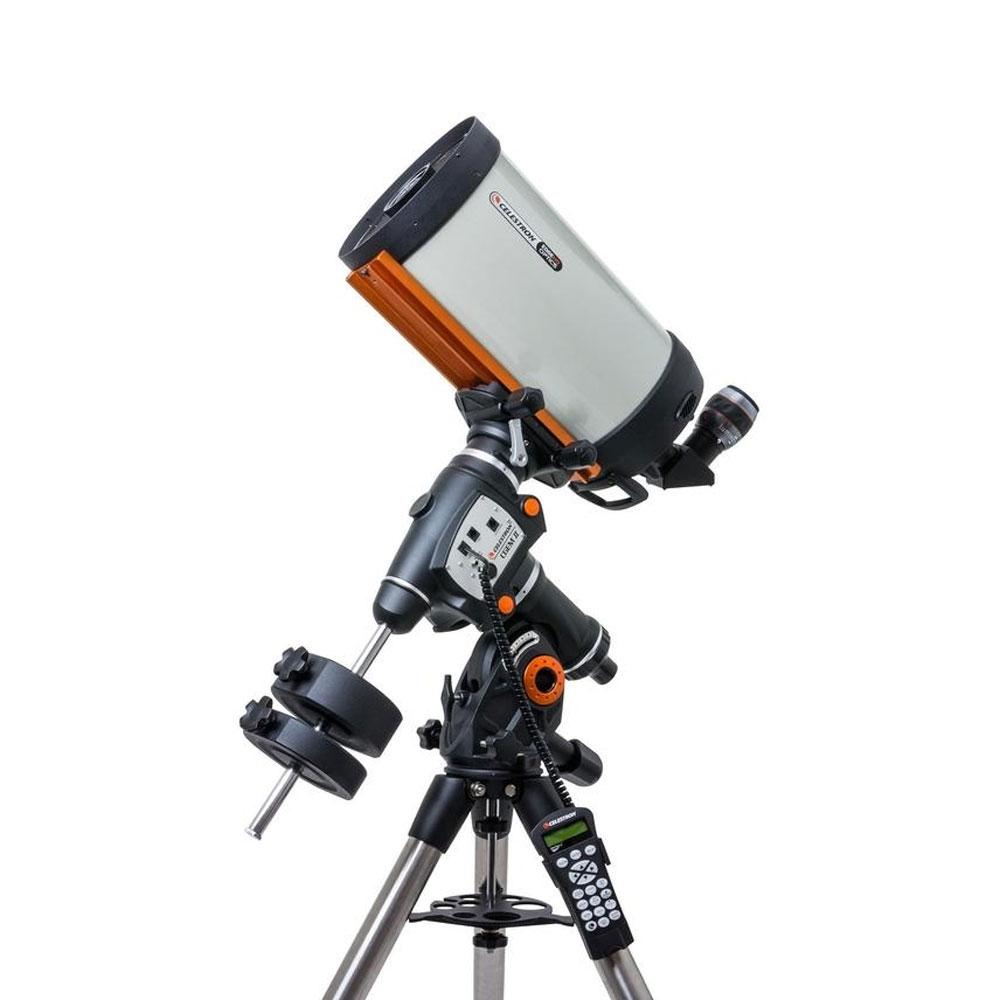 Telescop computerizat schmidt-cassegrain Celestron CGEM II 925 EdgeHD imagine